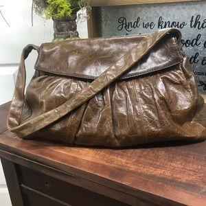 Hobo International Distressed Leather Purse